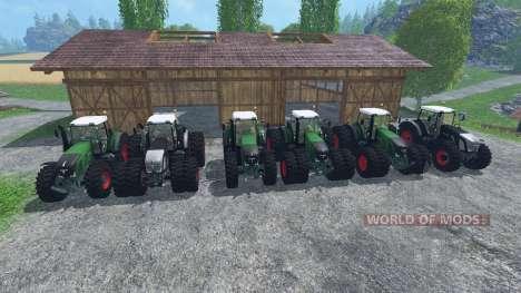 Fendt 936 Vario for Farming Simulator 2015