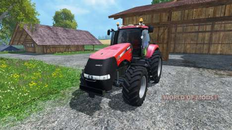 Case IH Magnum CVX 315 v1.3 for Farming Simulator 2015