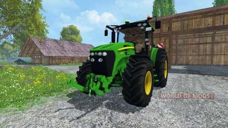 John Deere 7930 v3.0 for Farming Simulator 2015