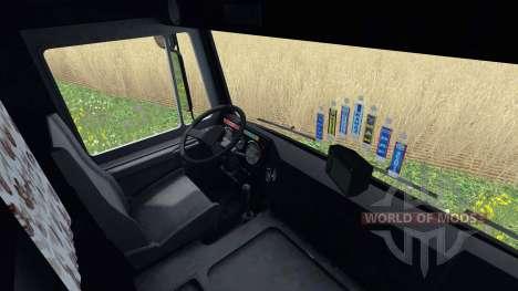 MAZ A for Farming Simulator 2015