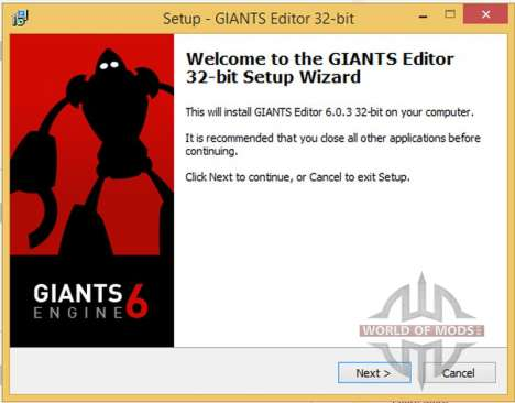 GIANTS Editor v6.0.3 x86 for Farming Simulator 2015