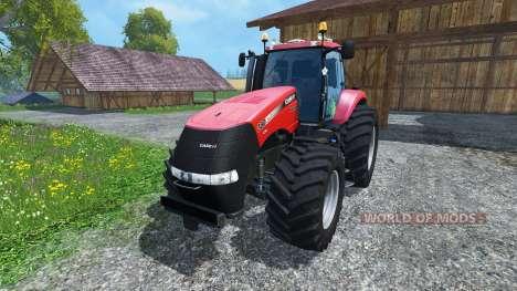 Case IH Magnum CVX 380 for Farming Simulator 2015