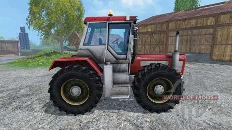 Schluter Super-Trac 2500 VL v2.0 for Farming Simulator 2015