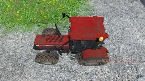 Case IH 1455 XL dirt for Farming Simulator 2015