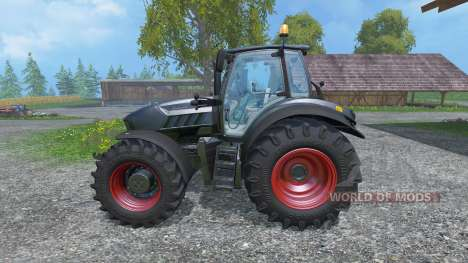 Lamborghini Mach VRT 230 Black [Recolor Wheels] for Farming Simulator 2015