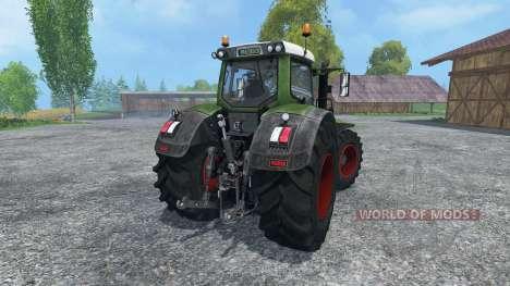 Fendt 933 Vario v2.0 for Farming Simulator 2015