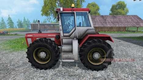 Schluter Super-Trac 2500 VL v1.0.1 for Farming Simulator 2015