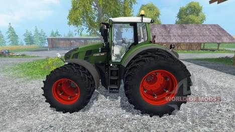 Fendt 828 Vario Twin Wheels for Farming Simulator 2015
