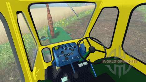UMZ 6K v3.0 for Farming Simulator 2015