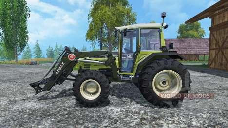 Hurlimann H488 FL v2.0 for Farming Simulator 2015