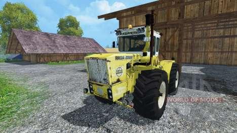 RABA Steiger 250 WSB clean for Farming Simulator 2015