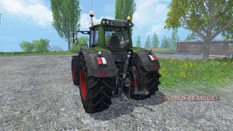 Fendt 936 Vario SCR v2.0 for Farming Simulator 2015