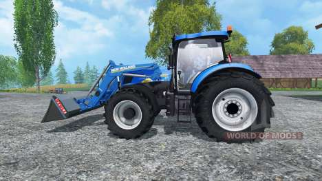 New Holland T7.040 for Farming Simulator 2015