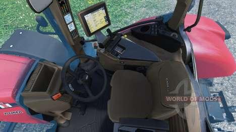 Case IH Puma CVX 225 v1.1 for Farming Simulator 2015