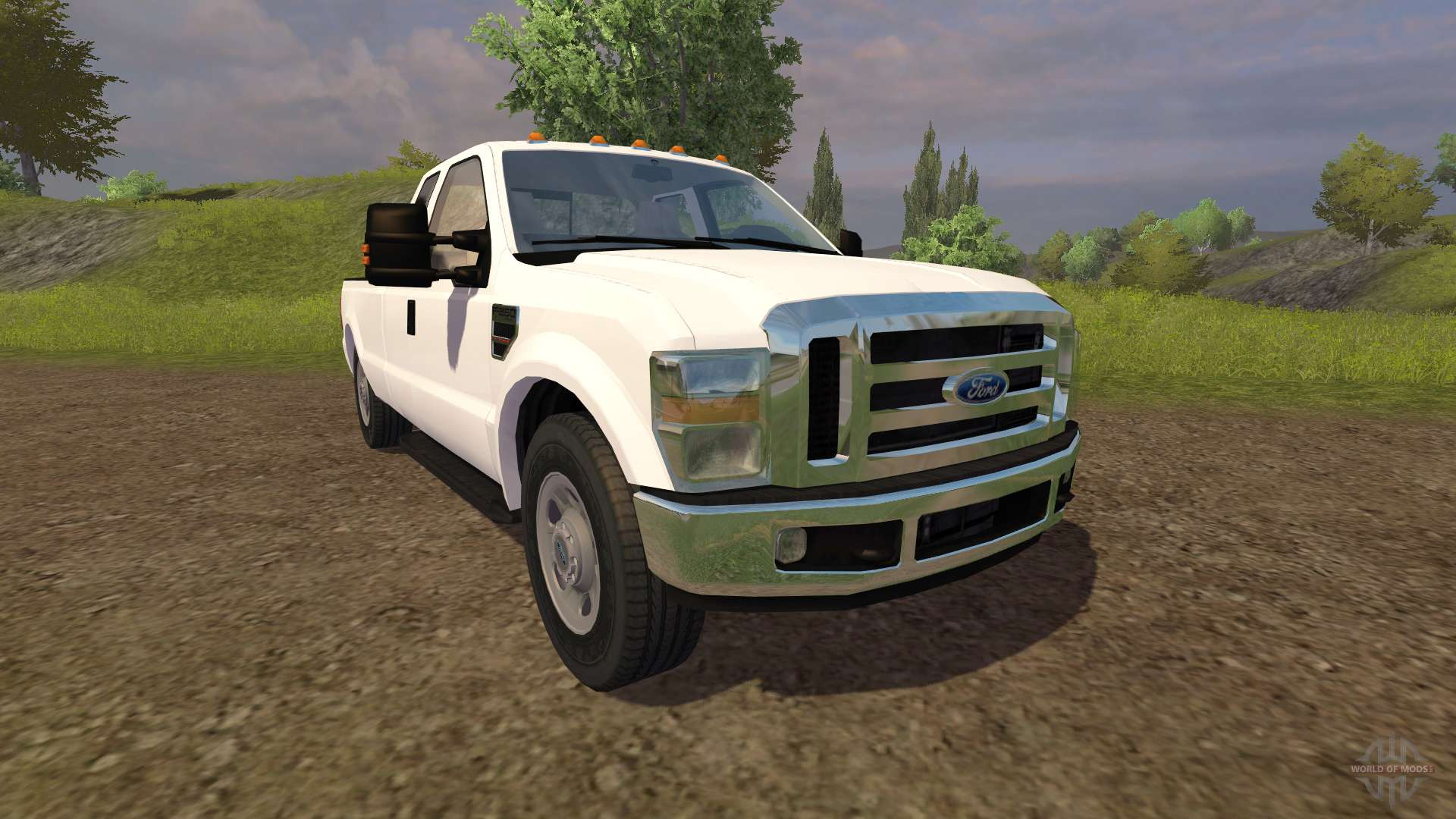 Ford F 350 V2 0 For Farming Simulator 2013