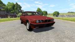 BMW 525 E34 for BeamNG Drive
