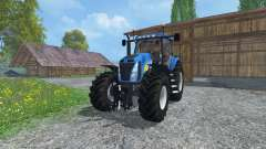 New Holland T8.020
