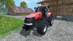 Case IH Magnum CVX 315 v1.2 for Farming Simulator 2015
