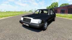 Mercedes-Benz 300E for BeamNG Drive