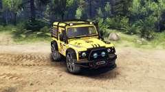 Land Rover Defender 90 v2.0 for Spin Tires