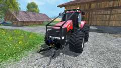 Case IH Magnum CVX 380 Forst v3.1 for Farming Simulator 2015