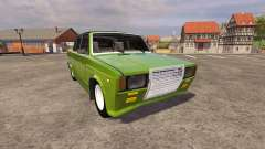 VAZ 2107 sport for Farming Simulator 2013