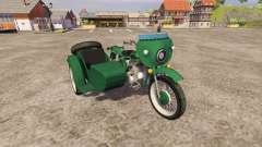 Ural M 67 36 for Farming Simulator 2013