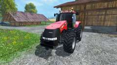 Case IH Magnum CVX 340 v1.3 for Farming Simulator 2015
