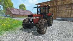 Case IH 1455 XL dirt