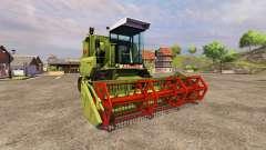 CLAAS Dominator 85 for Farming Simulator 2013