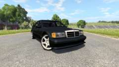 Mercedes-Benz 190E Evolution II 2.5 1990 for BeamNG Drive
