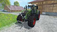 Fendt 936 Vario SCR v2.0 for Farming Simulator 2015