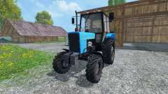 MTZ Belarus 82.1 for Farming Simulator 2015