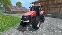 Case IH Magnum CVX 290 v1.2 for Farming Simulator 2015