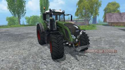 Fendt 933 Vario v2.0 for Farming Simulator 2015
