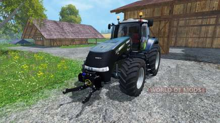 Case IH Magnum CVX 290 Blackline Edition v1.1 for Farming Simulator 2015