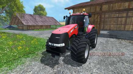 Case IH Magnum CVX 370 v1.2 for Farming Simulator 2015