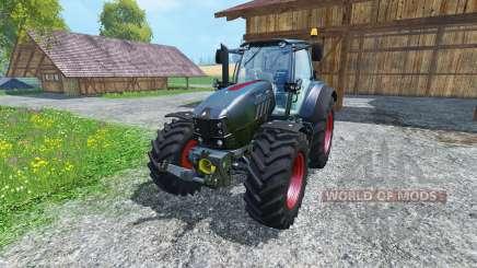 Lamborghini Mach VRT 230 Black [Recolor Wheels] for Farming Simulator 2015