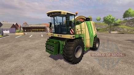 Krone BIG X1000 v2.0 for Farming Simulator 2013