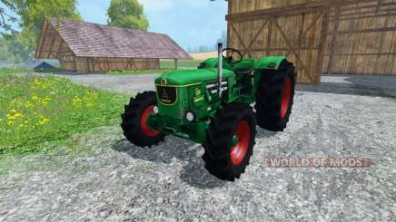Deutz-Fahr D 8005 v0.5 for Farming Simulator 2015