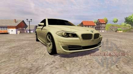 BMW 535i 2010 for Farming Simulator 2013