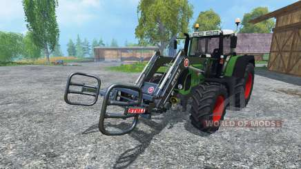 Fendt 820 Vario FL for Farming Simulator 2015