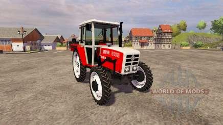 Steyr 8090A Turbo SK1 FL for Farming Simulator 2013