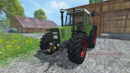 Fendt Favorit 615 LSA Turbomatik v4.0 for Farming Simulator 2015