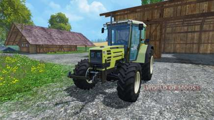 Hurlimann H488 FL v2.0 for Farming Simulator 2015