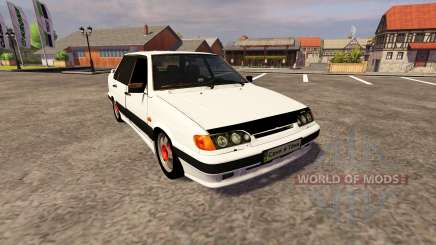 VAZ 2115 Samara for Farming Simulator 2013