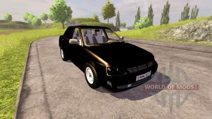 VAZ 2170 for Farming Simulator 2013