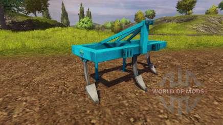 Scarifier soil Deula for Farming Simulator 2013