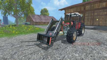 Ursus 1604 FL v4.0 for Farming Simulator 2015