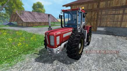 Schluter Super-Trac 2500 VL v1.0.1 for Farming Simulator 2015
